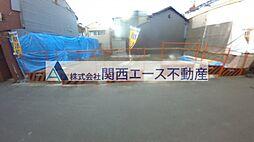 大阪府大阪市東成区大今里西3丁目の賃貸アパートの外観