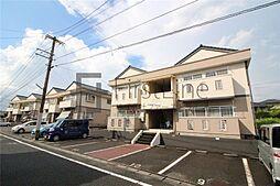 福岡県筑紫野市原田3丁目の賃貸アパートの外観