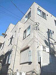 東京都板橋区氷川町の賃貸アパートの外観