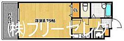 イーストパーク21[6階]の間取り