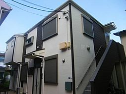 神奈川県横浜市南区南太田3丁目の賃貸アパートの外観