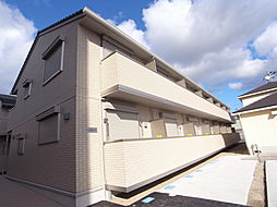 フロントハウス[B105号室]の外観