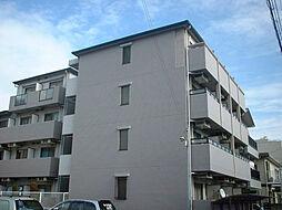 プティメゾン夙川江上町[304号室]の外観