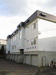K・Hハウス[105号室]の外観