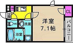 東福寺駅 5.1万円