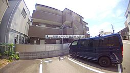 アンプルールフェールU−HA[2階]の外観