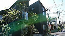 東京都世田谷区上祖師谷2丁目の賃貸アパートの外観