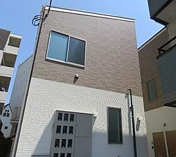 東京都墨田区向島5丁目の賃貸アパートの外観