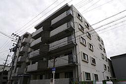 大阪府大阪市西淀川区佃4丁目の賃貸マンションの外観