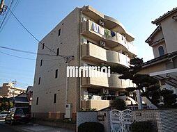愛知県名古屋市中川区吉津2の賃貸マンションの外観