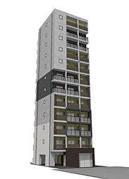 (仮称)向島五丁目共同住宅[11階]の外観
