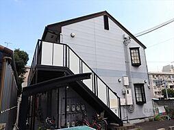 ツシマハイツ[1階]の外観