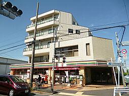 東京都杉並区上井草3丁目の賃貸マンションの外観