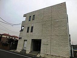 キャピタル戸田[2階]の外観