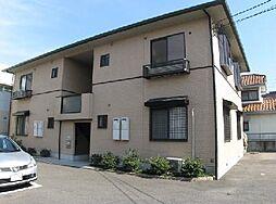 福岡県福岡市早良区原7丁目の賃貸アパートの外観
