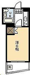D7松山[203号室]の間取り