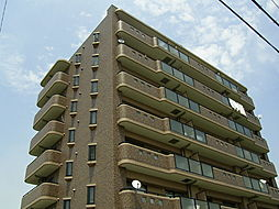 愛知県名古屋市港区築盛町の賃貸マンションの外観