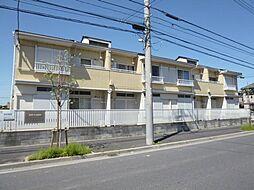 千葉県流山市大字流山の賃貸アパートの外観