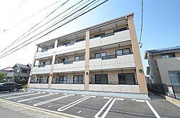 愛知県名古屋市中川区江松1の賃貸マンションの外観