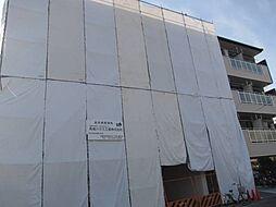 クレアーレカンノン[202号室]の外観