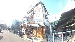 雅園コーポ[3階]の外観
