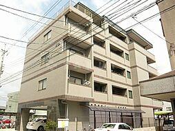 京都府京都市西京区松尾木ノ曽町の賃貸マンションの外観