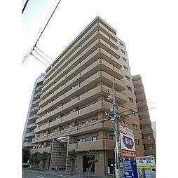 徳島県徳島市富田橋8丁目の賃貸マンションの外観