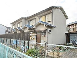[テラスハウス] 大阪府枚方市渚元町 の賃貸【/】の外観