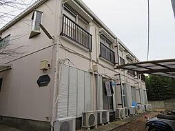 千葉県習志野市実籾1丁目の賃貸アパートの外観