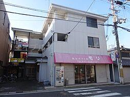 滋賀県大津市馬場3丁目の賃貸マンションの外観