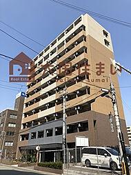大阪府大阪市浪速区稲荷1丁目の賃貸マンションの外観