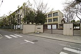 中学校尼崎市立武庫東中学校まで827m