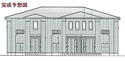 西鉄甘木線 古賀茶屋駅 徒歩20分の賃貸アパート