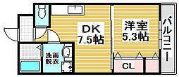 御陵前駅 5.3万円