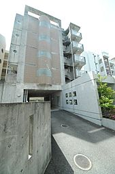 ハイツウエノ2nd[2階]の外観