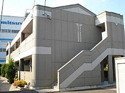 愛知県小牧市下小針中島3丁目の賃貸アパートの外観