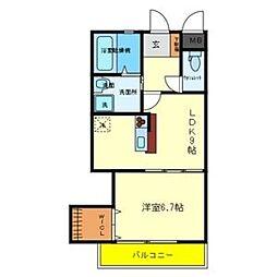針中野駅 5.8万円