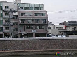 リバーコート駅東[3階]の外観