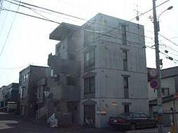 ドミシール南郷[4階]の外観