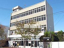 米本ビル[3階]の外観