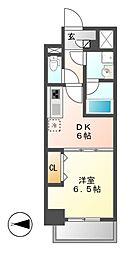 MEIBOU TESERA(メイボーテセラ)[12階]の間取り