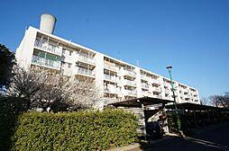 多摩川住宅ハ−14[1階]の外観