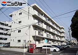 第2坂井マンション[2階]の外観