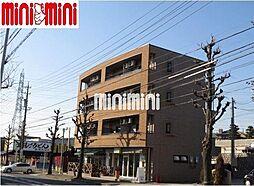 愛知県名古屋市緑区神の倉4の賃貸マンションの外観