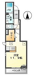 EBA14[1階]の間取り