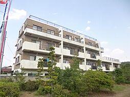 鶴ヶ島マンション[302号室]の外観