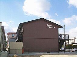 パールコートA[202号室]の外観