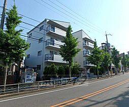 京都府京都市西京区樫原中垣外の賃貸マンションの外観