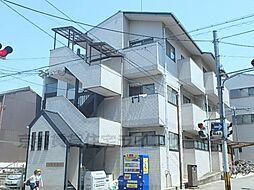 京都参番館[101号室]の外観