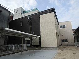 大阪府大阪市東成区深江南2丁目の賃貸アパートの外観